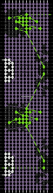 Alpha pattern #26516 pattern