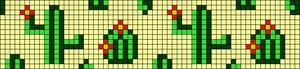 Alpha pattern #26524