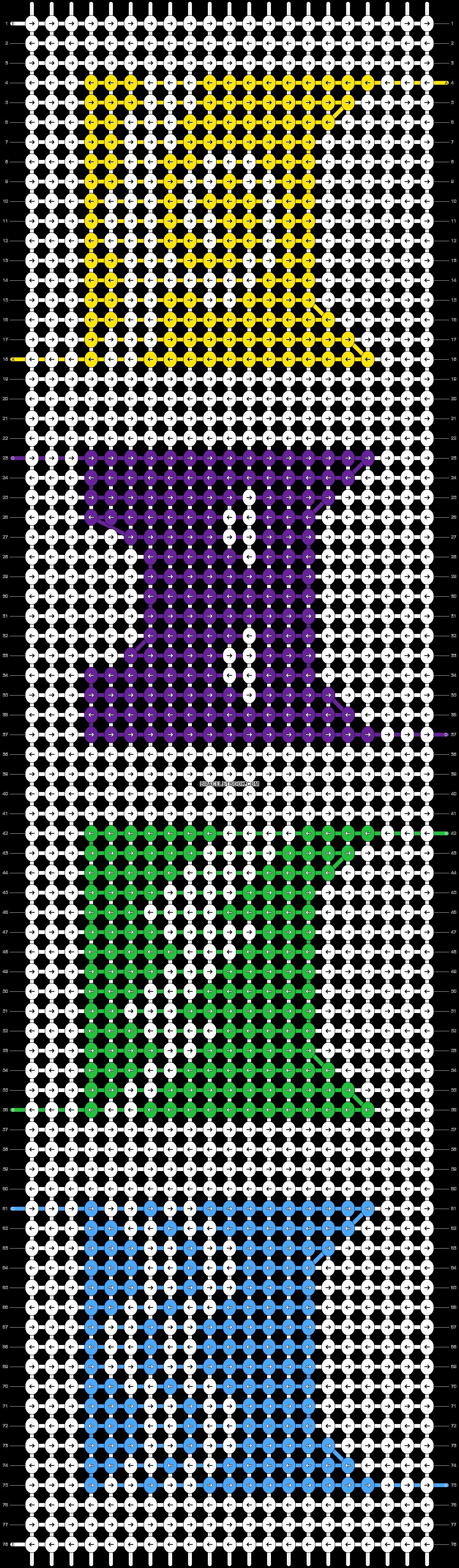 Alpha pattern #26526 pattern