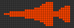 Alpha pattern #26527