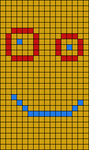 Alpha pattern #26529