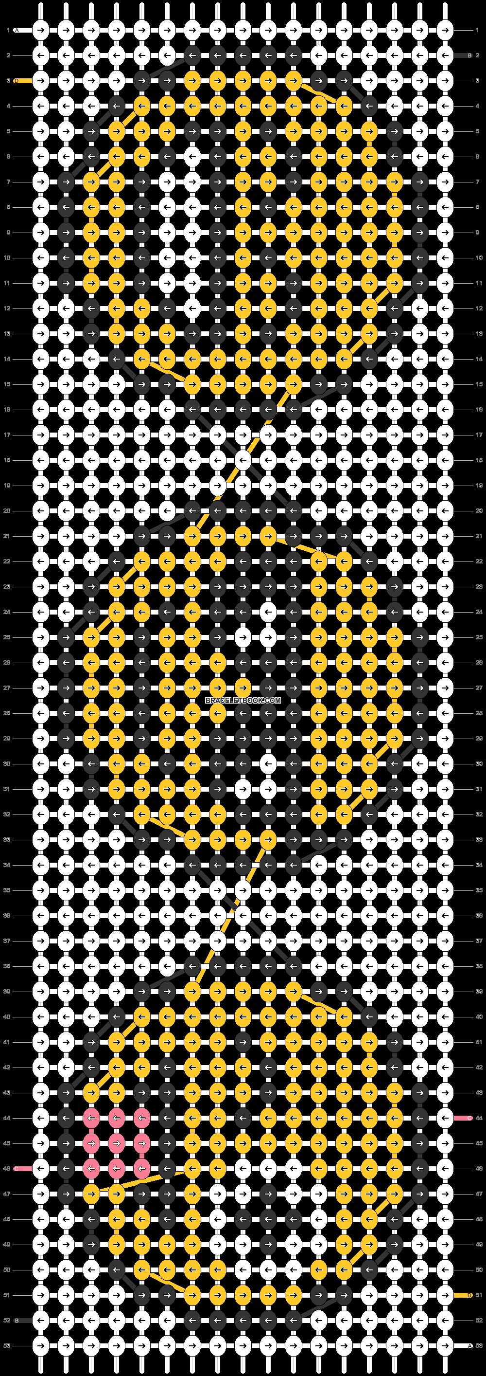 Alpha pattern #26531 pattern