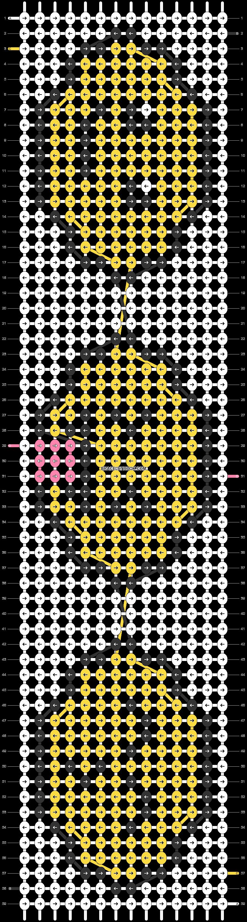 Alpha pattern #26532 pattern