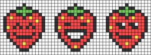 Alpha pattern #26533