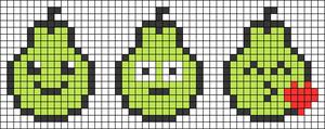 Alpha pattern #26534