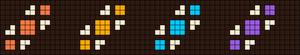 Alpha pattern #26542
