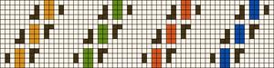 Alpha pattern #26543