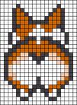 Alpha pattern #26548