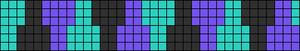 Alpha pattern #26561