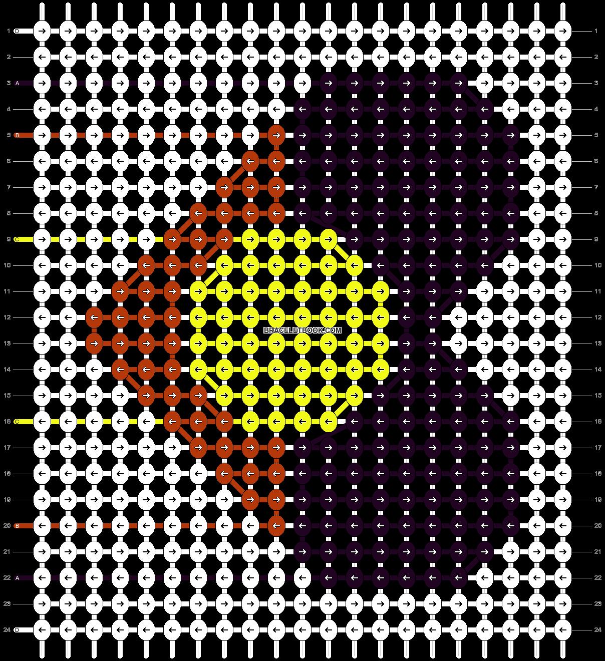 Alpha pattern #26563 pattern