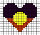 Alpha pattern #26563