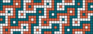 Alpha pattern #26564