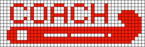 Alpha pattern #26571