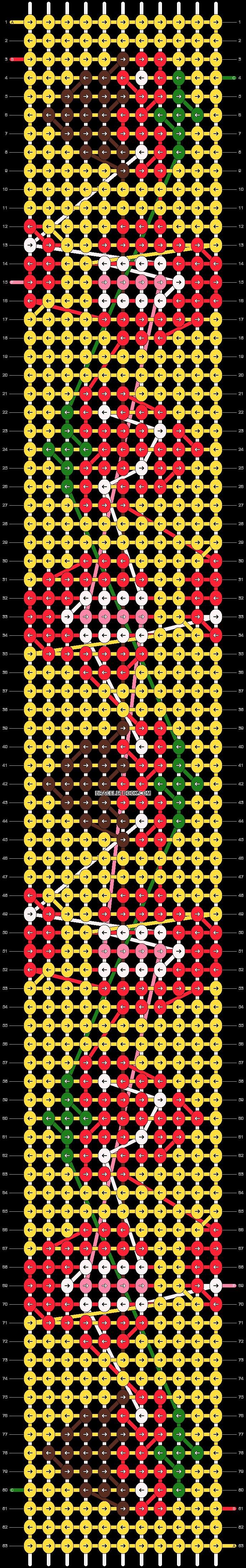 Alpha pattern #26572 pattern