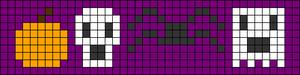 Alpha pattern #26576