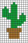 Alpha pattern #26600