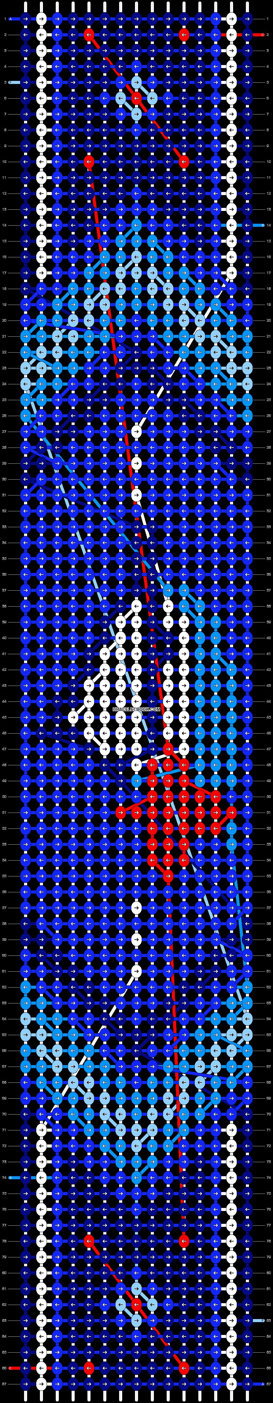 Alpha pattern #26612 pattern