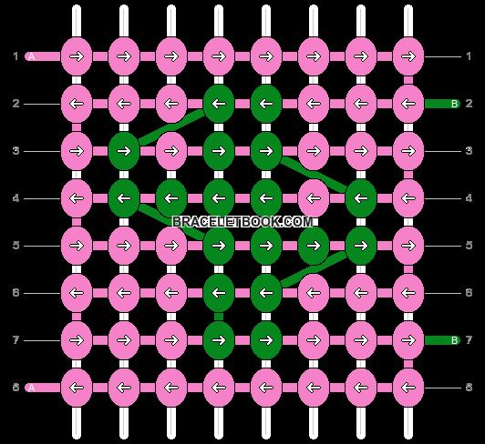 Alpha pattern #26632 pattern