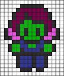 Alpha pattern #26641