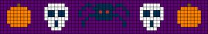 Alpha pattern #26644