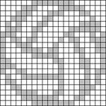 Alpha pattern #26645