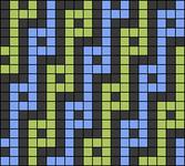 Alpha pattern #26666