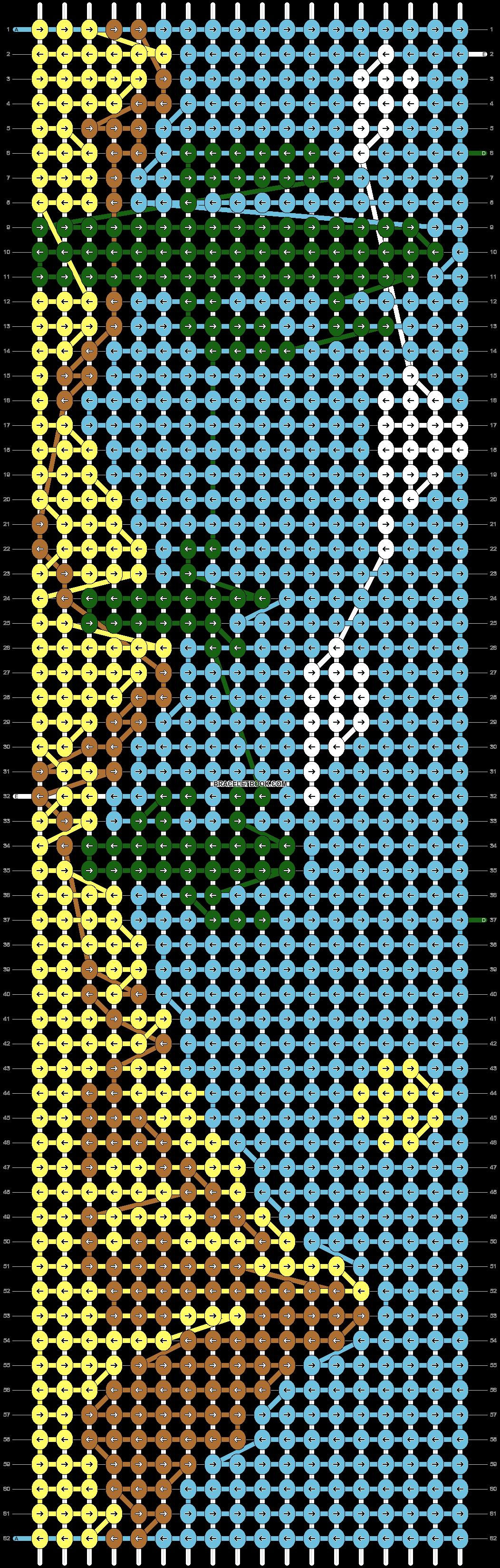 Alpha pattern #26679 pattern