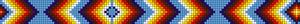Alpha pattern #26681