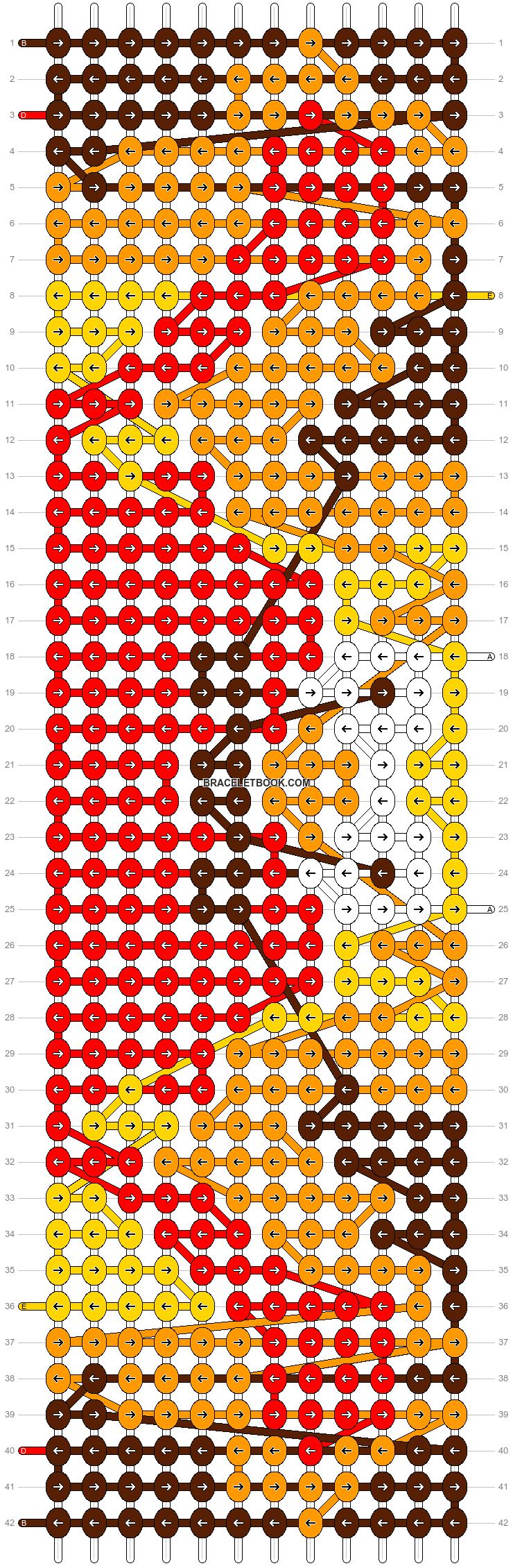 Alpha pattern #26692 pattern