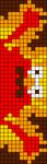 Alpha pattern #26692