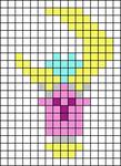 Alpha pattern #26696