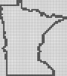 Alpha pattern #26701