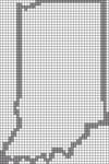Alpha pattern #26703