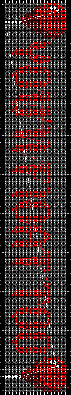 Alpha pattern #26704 pattern