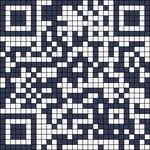 Alpha pattern #26713
