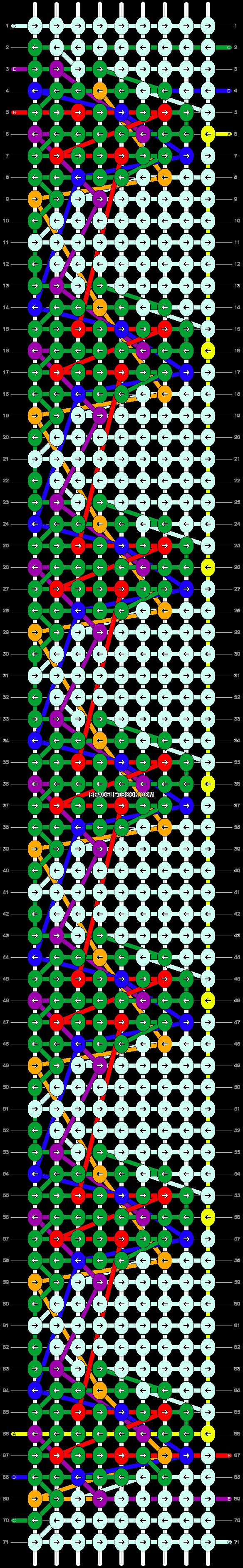 Alpha pattern #26715 pattern
