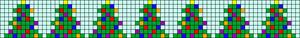 Alpha pattern #26715