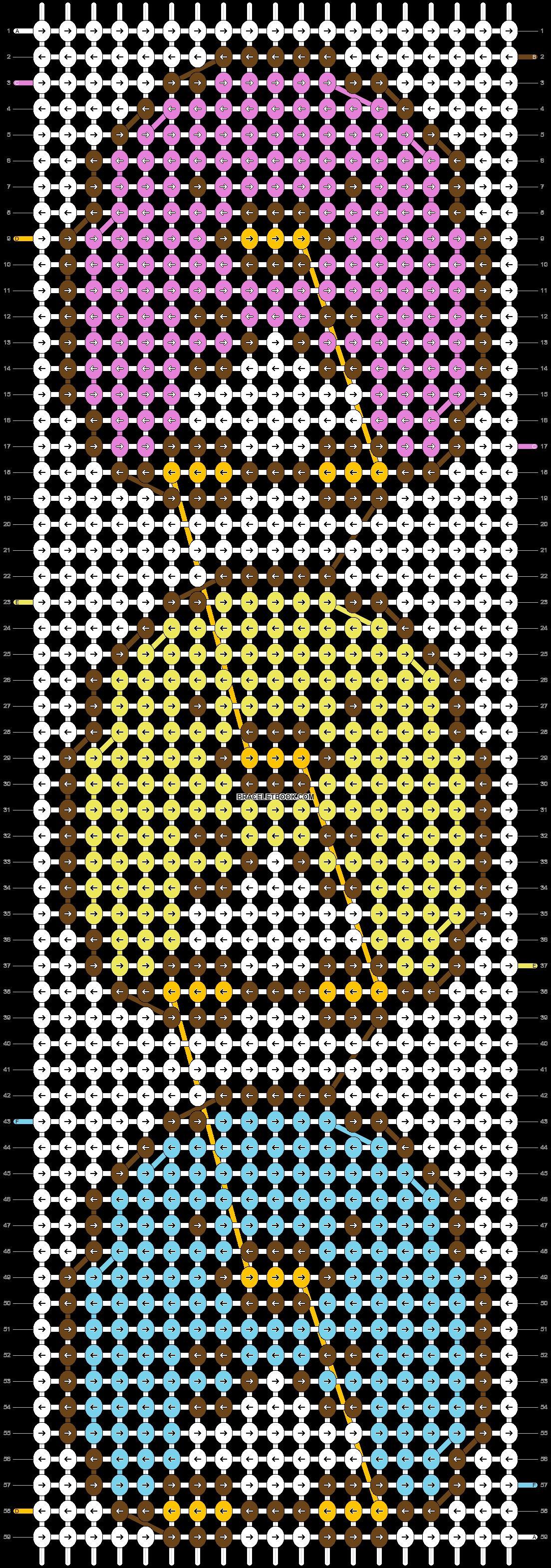 Alpha pattern #26735 pattern