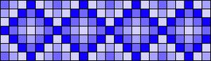 Alpha pattern #26740