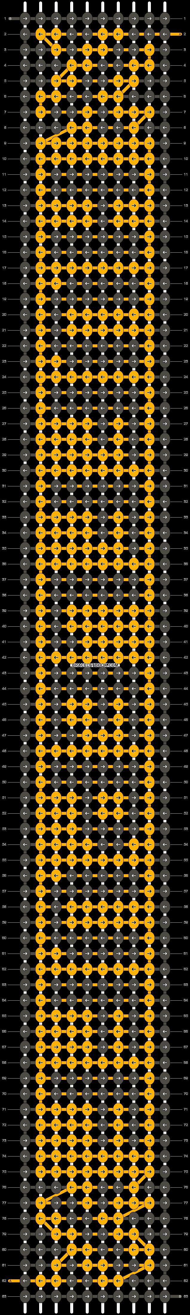 Alpha pattern #26742 pattern