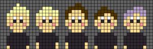 Alpha pattern #26754