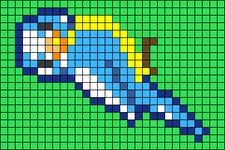 Alpha pattern #26756