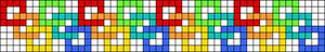 Alpha pattern #26760