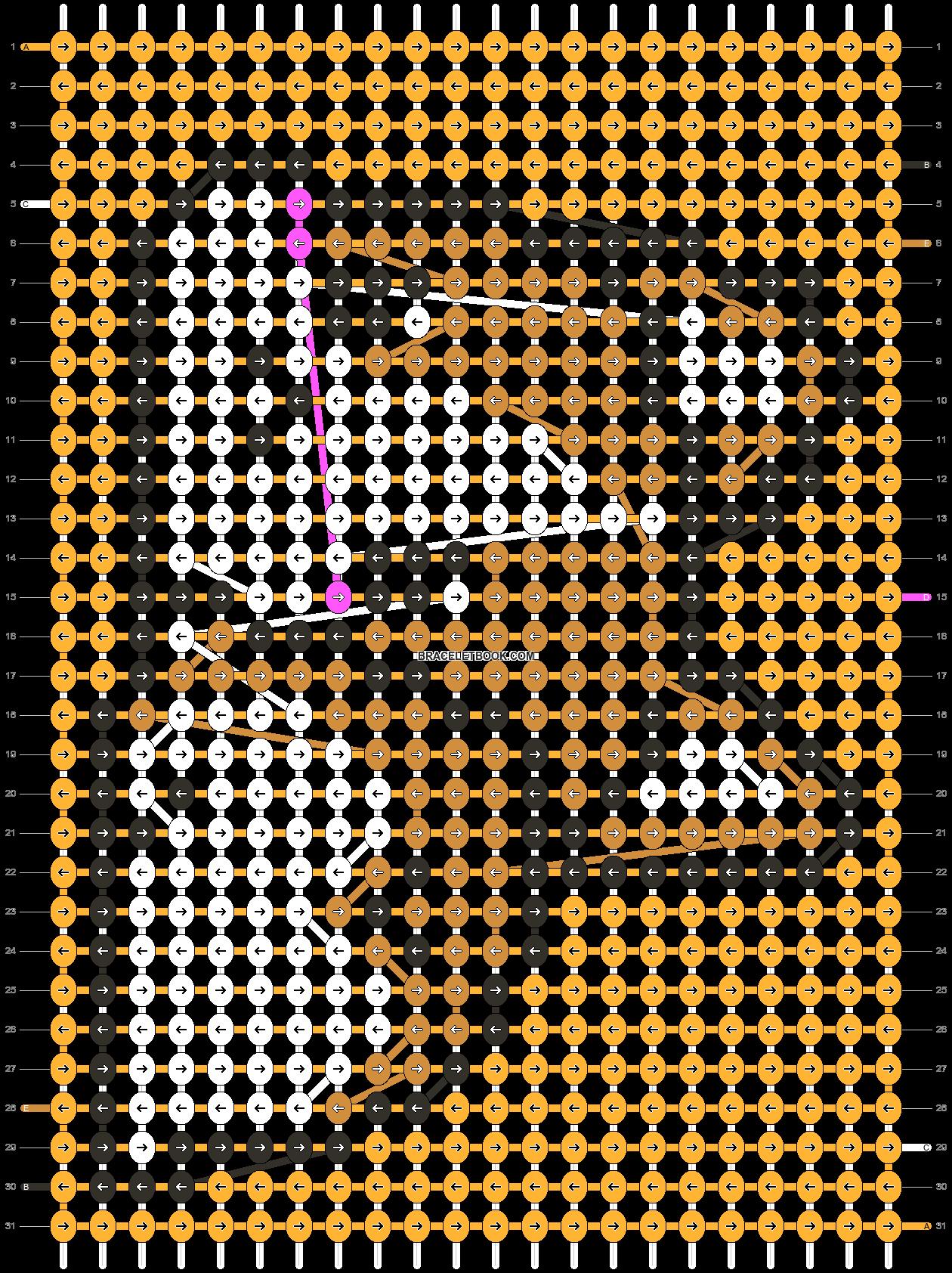 Alpha pattern #26761 pattern