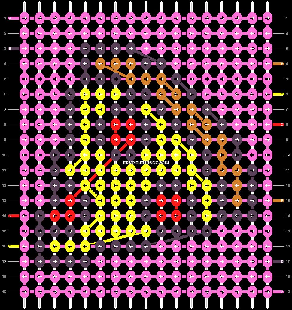 Alpha pattern #26762 pattern