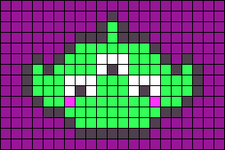 Alpha pattern #26764