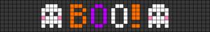 Alpha pattern #26770