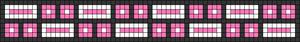 Alpha pattern #26776
