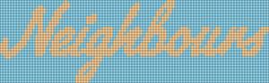 Alpha pattern #26780