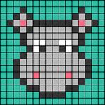Alpha pattern #26782